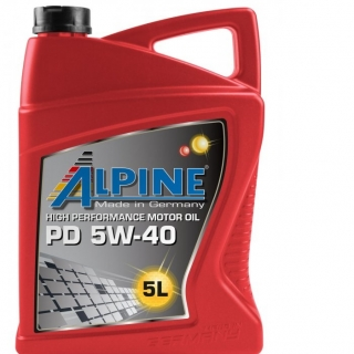 ALPINE PD 5W40