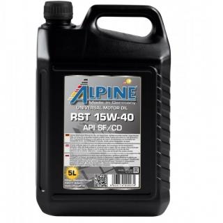ALPINE RST 15W-40