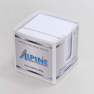 Рекламно хартиено кубче