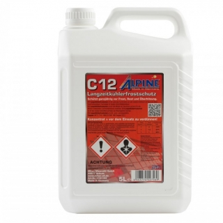 ALPINE C 12 ANTIFREEZE