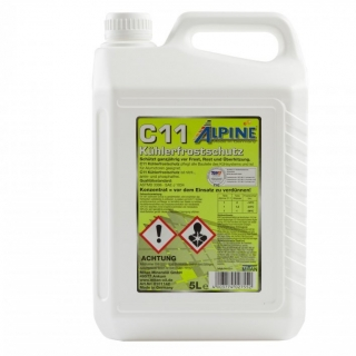 ALPINE C 11 ANTIFREEZE
