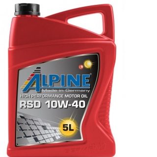ALPINE RSD 10W40 5L