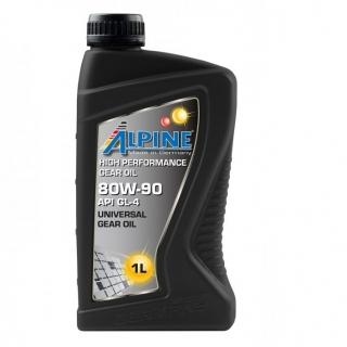 ALPINE  80W-90 GL-4